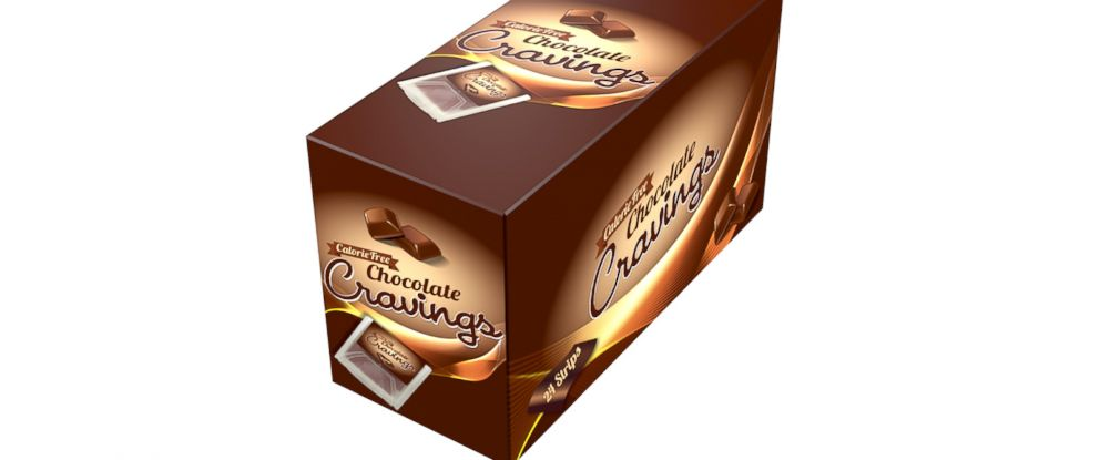"""PHOTO: There is currently a Kickstarted for Cravings, a zero-calorie """"chocolate."""""""
