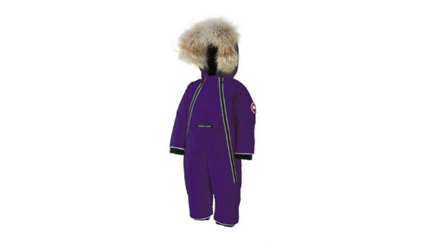 PHOTO: Canada Goose Lamb Snowsuit