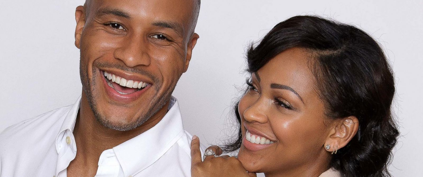 "PHOTO: Hollywood couple DeVon Franklin and actress Meaghan Good penned ""The Wait"" to encourage people to wait until marriage to have sex."