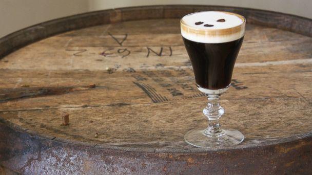 PHOTO: Classic Irish Coffee
