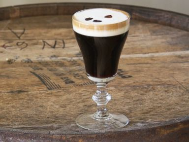 Enjoy Irish Coffee with Breakfast, Lunch and Dinner