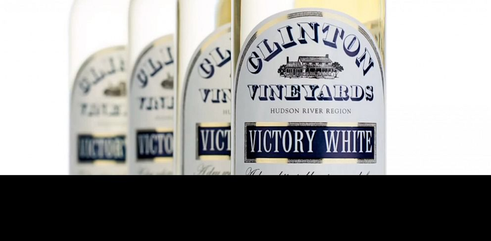 PHOTO: Clinton Vineyards Victory White wine