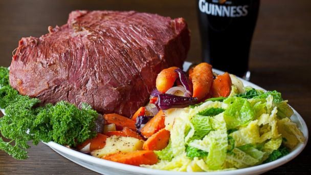 ht corned beef sr 140313 16x9 608 Tips from Guinness Head Chef On How to Cook with the Irish Brew for St. Patricks Day