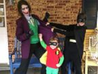 PHOTO: This mom teaches her 5 children to have fun with life by dressing up in costumes every day during the month of October.