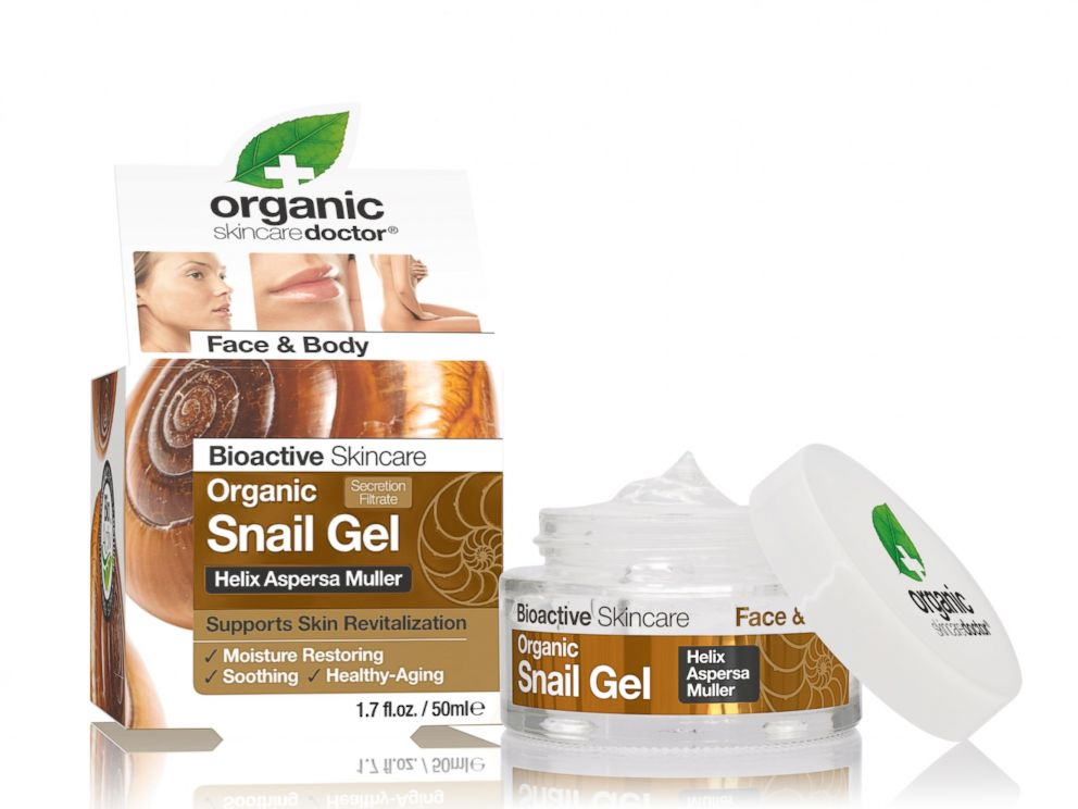 PHOTO: Organic Doctor Snail Gel