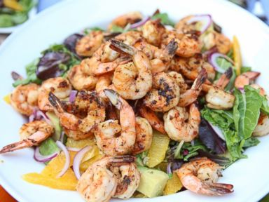 PHOTO: Emeril Lagasses Grilled Shrimp Salad
