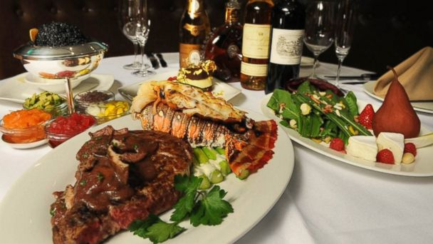 ht empire steak house kb 131231 16x9 608 NYC Steakhouse Offering $10,000 NYE Dinner for Two