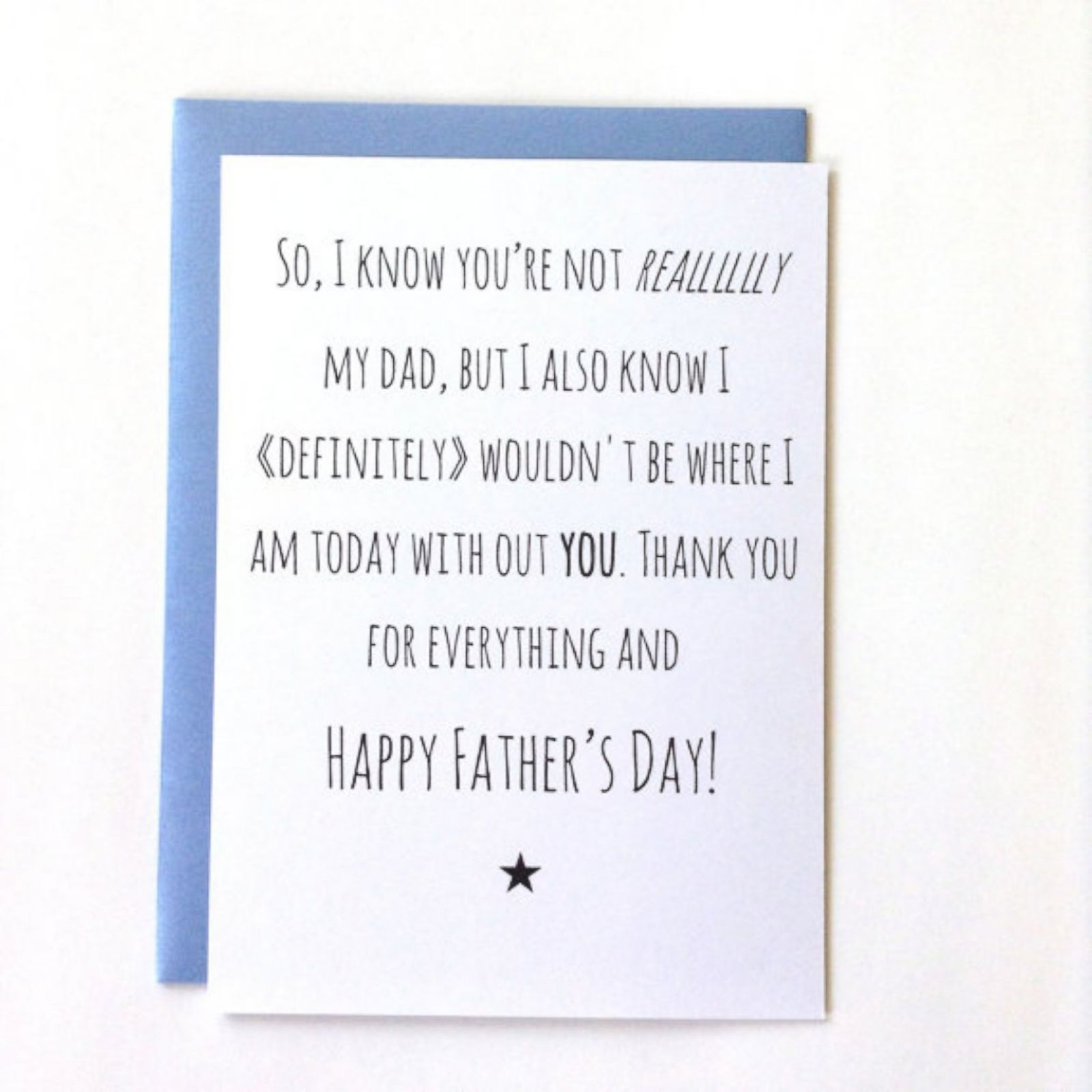 9 cards that will make dad laugh this fathers day photos abc news m4hsunfo