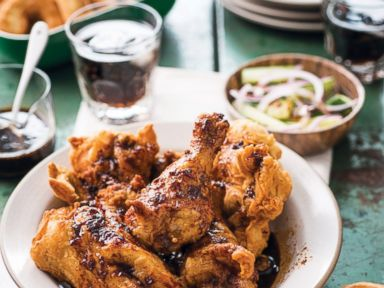 PHOTO: Federal Donuts Fried Chicken and Sauce Recipe