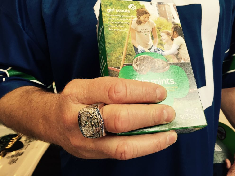 PHOTO: The record category was created by Guinness on behalf of the Girl Scouts.