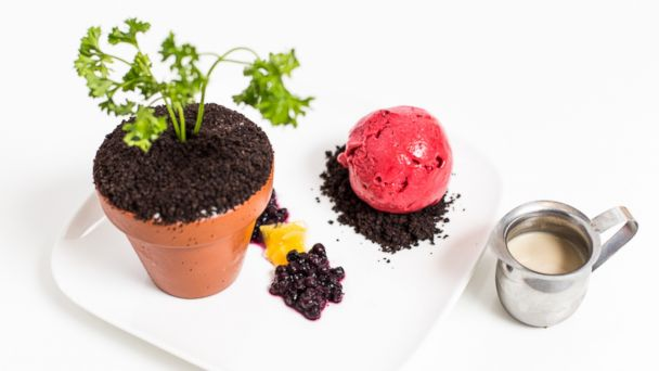 ht harvest dessert sr 140418 16x9 608 Spring Inspired Dirt Desserts That Bring Back Your Childhood