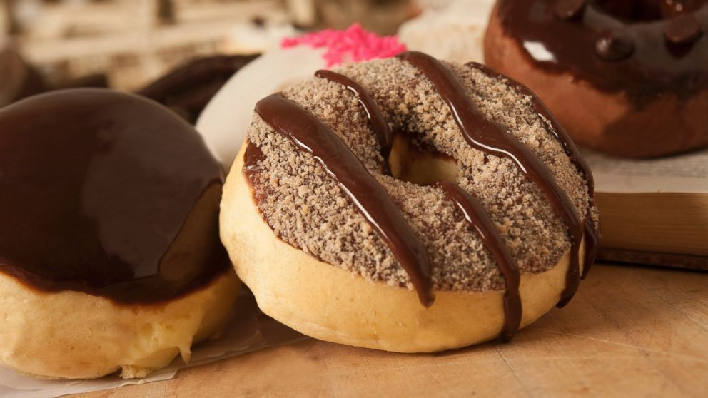 PHOTO: Holey Donuts is opening its first store location in New York City next month. The online store claims its donuts has one-third the fat of a typical donut.