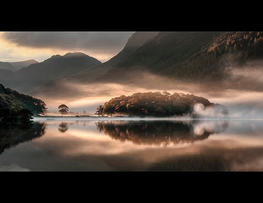 Photographers compete for their work to be top in landscape photography.