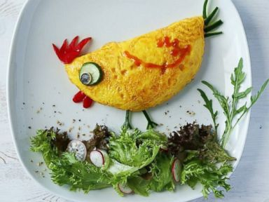 Photos:  Kids Meals Taken to a New Level