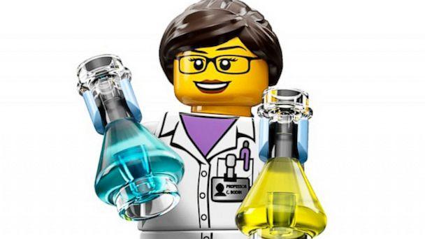 ht lego female scientist ll 130904 16x9 608 Lego Unveils First Female Lego Scientist