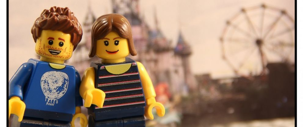 PHOTO: Man's LEGO Movie Marriage Proposal Will Leave You in (Plastic) Pieces