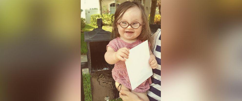 PHOTO: Emersyn Faith, 15 months old.