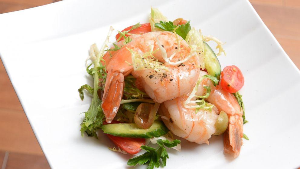 Bloody Mary Shrimp Salad Recipe | Kentucky Derby | Recipe - ABC News