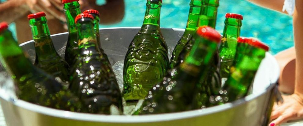 PHOTO: Lucky Buddha, an Asian pale ale, is attracting fans in the U.S. with its novel bottle.