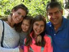 PHOTO: Melanie Rudnick is pictured here with her husband, daughter and step-daughter. Rudnick offers conscious parenting coaching as part of her life coaching work.