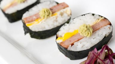 PHOTO: Spam Sushi will be featured at the 2016 Minnesota State Fair.