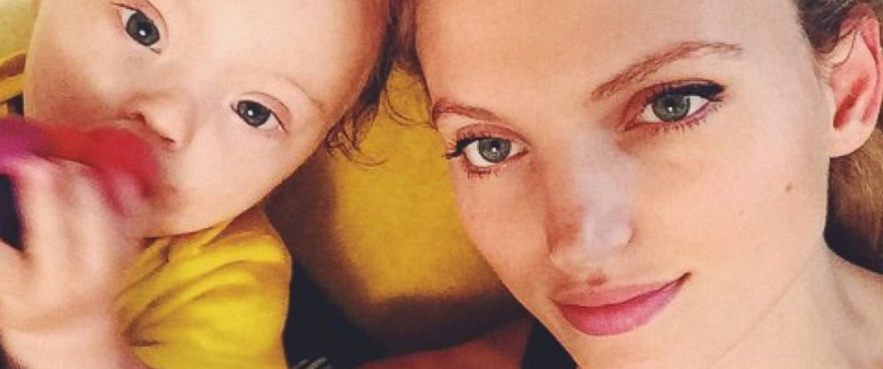 PHOTO: Amanda Booth pictured here with her son, Micah.