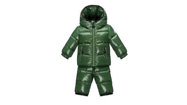PHOTO: Moncler Bebe Herve snowsuit
