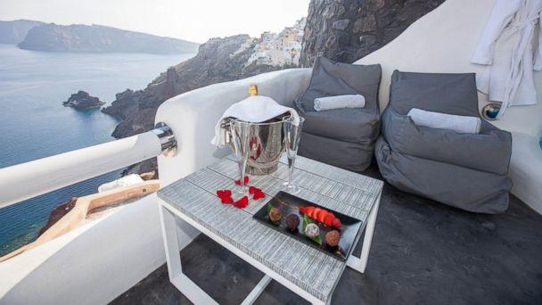 PHOTO: Art Maisons Luxury Santorini Hotels Aspaki & Oia Castle