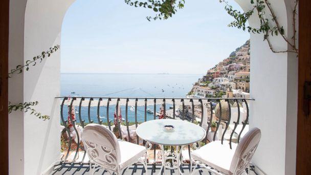PHOTO: Le Sirenuse Hotel, Positano
