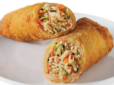 Easy egg roll recipe chinese
