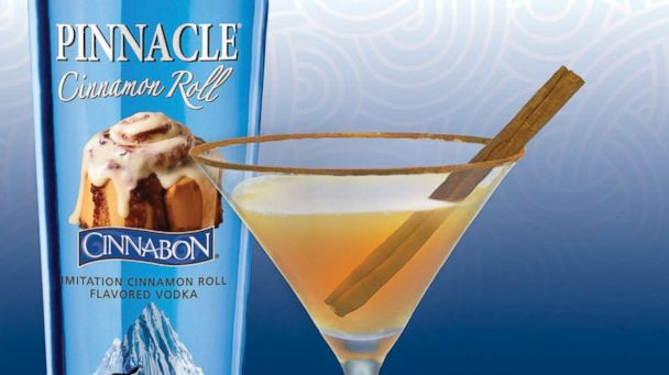 ht pinnacle cinnabon vodka ll 131203 16x9 608 Cinnabon Vodka Is Now a Real Thing