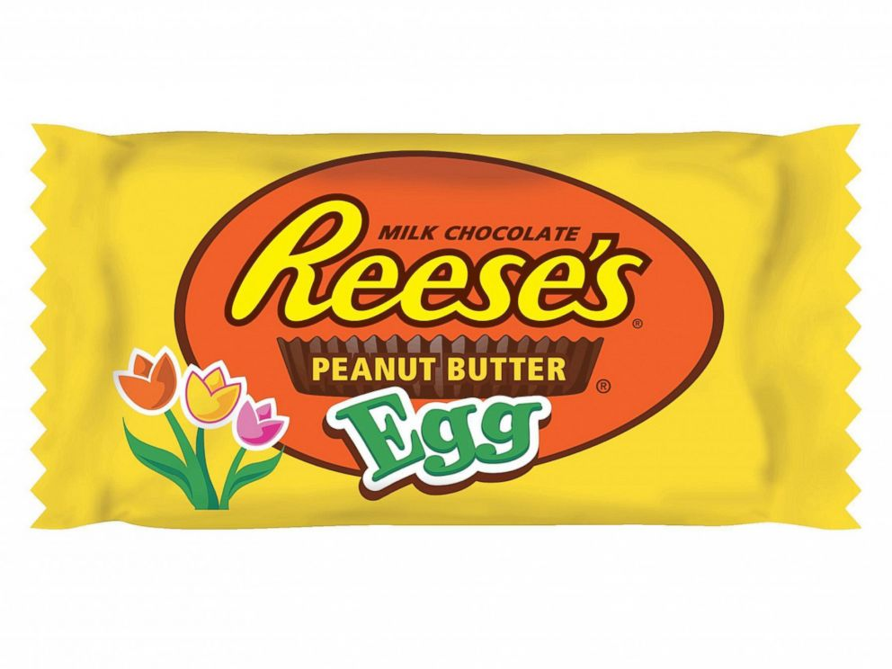 PHOTO: Reeses Peanut Butter Egg