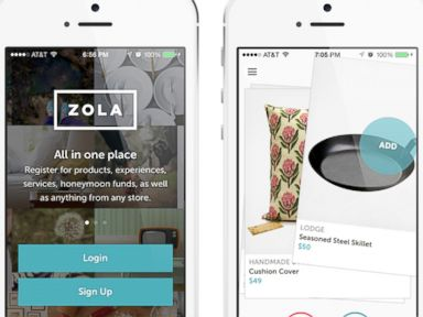 Wedding Registry App Lets Couples Add Items from Multiple Stores