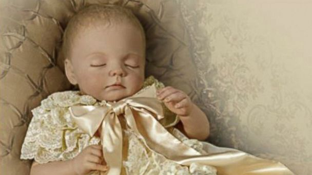 ht royal baby doll sr 131216 16x9 608 Slightly Creepy Prince George Dolls for Sale