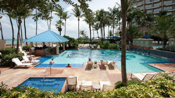 Marriott resort and casino san juan puerto rico