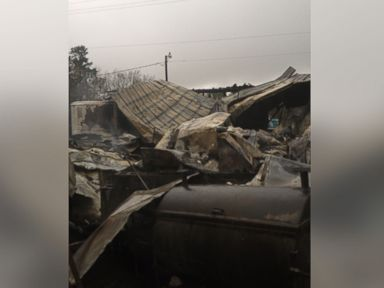 PHOTO: Scotts BBQ in Hemingway, S.C., suffered a devastating fire just before Thanksgiving.