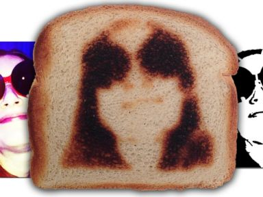 This Toaster Will Stamp Your Selfie on Toast
