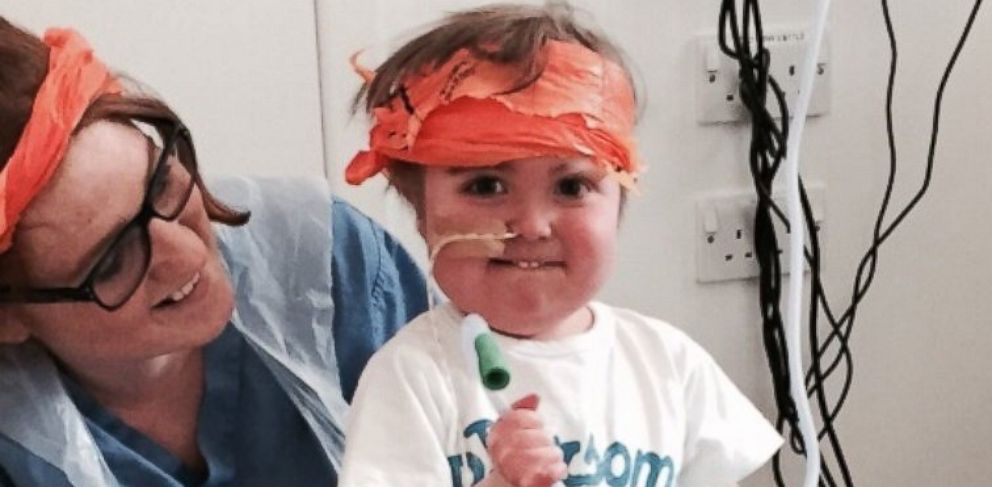 PHOTO: Five-year-old Seth Lane, seen here in an undated family photo, does not have a functioning immune system.