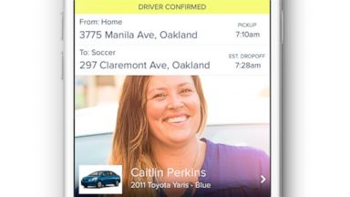 PHOTO: Shuddles app gives details of each ride including drivers bio and estimated fare.