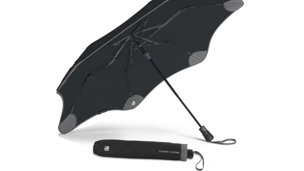 Good Morning America Umbrella : Smart umbrellas you can t lose abc news