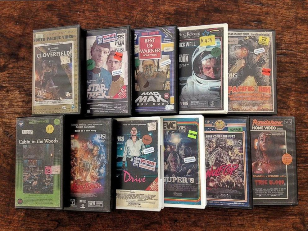 Used vhs porn movies