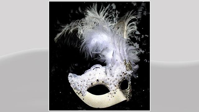 PHOTO:Swarovski Crystal White Swan