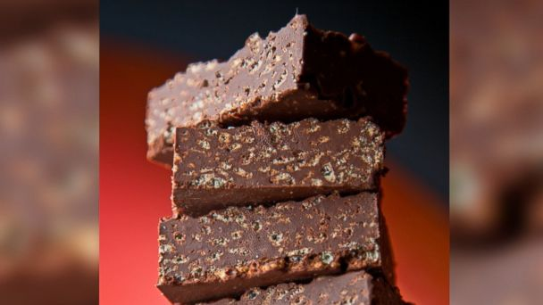 PHOTO: TastingTable.coms recipe for Chocolate Crunch.