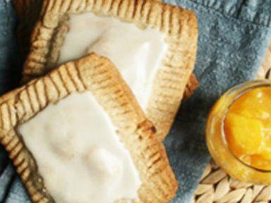 PHOTO: TastingTable.coms recipe for Peach Pop Tarts.