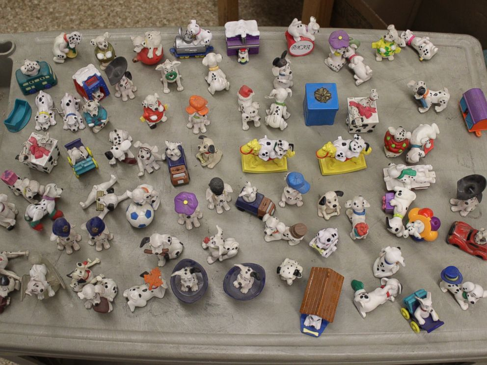 PHOTO: Nat Ellis, a business and marketing teacher at Klamath Union High School has been building his toy collection for 25 years.