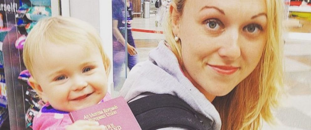 PHOTO: Traveling 1-Year-Old Has Visited 12 Countries with Backpacking Parents