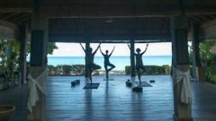 PHOTO: Yoga Retreat