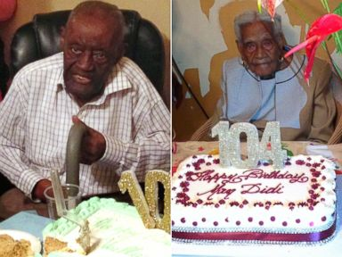 Couple to Turn a Combined 212 Years Old