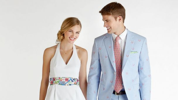 """PHOTO: Shep Murray: """"The 2012 collection reflects our experiences at the track and the importance we grew to understand around Oaks Day and the color pink."""""""