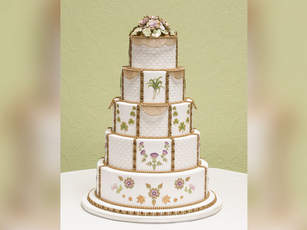 See the Winners of the National Wedding Cake Competition ...